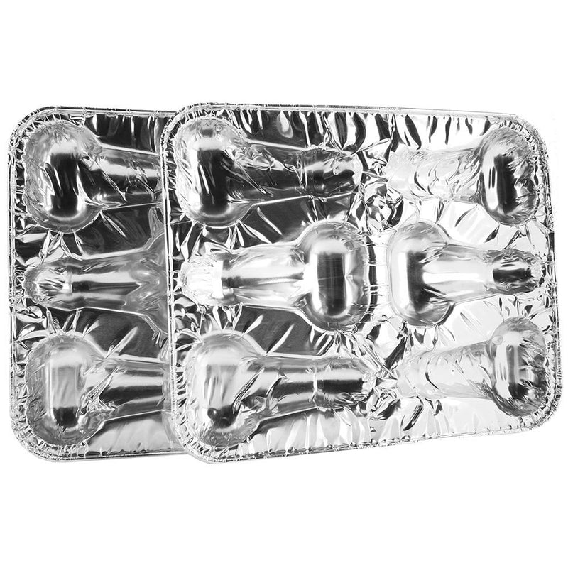 Bachelorette Party Favors - Disposable Pecker Cupcake Pans