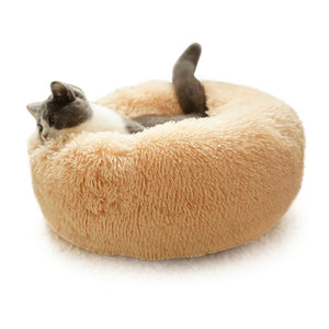 Oigoor Soft Calming Pet Bed