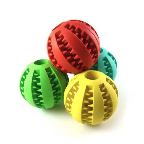 Image of Oigoor Pet Toy Rubber Balls