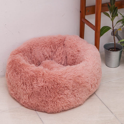 Comfy Calming Pet Bed