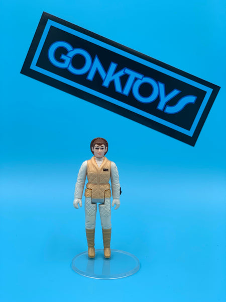 Leia (Hoth) - Incomplete missing blaster