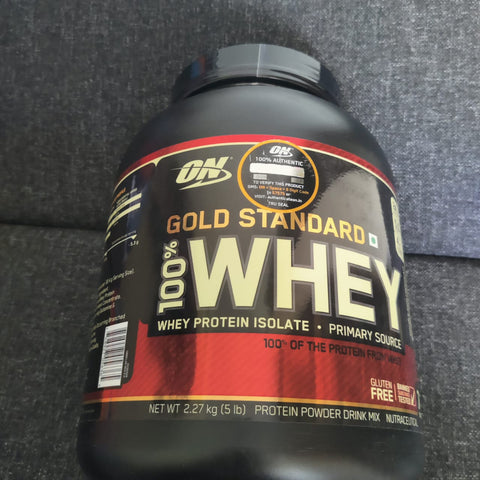 How to check if whey protein is original   Source: BloodnGutz