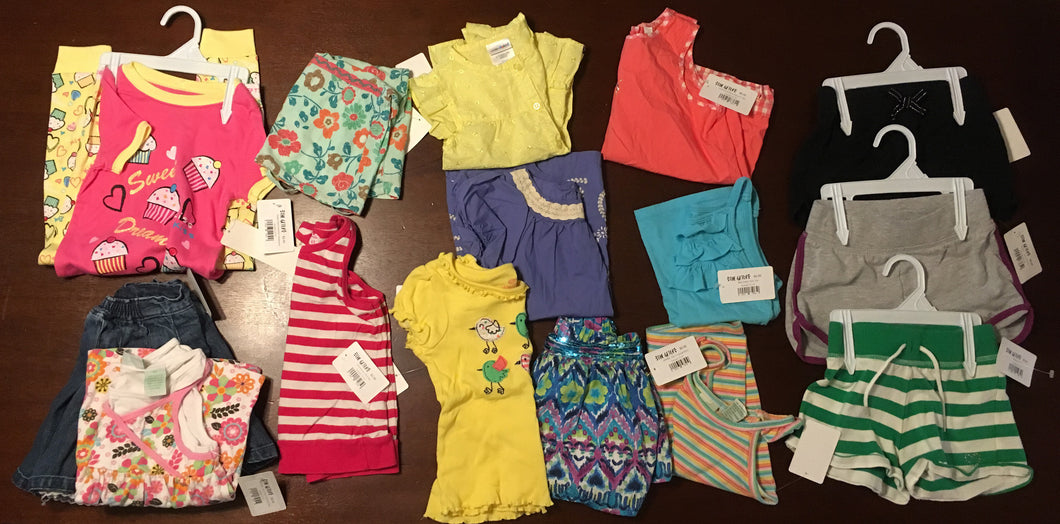 Girls 4T Box