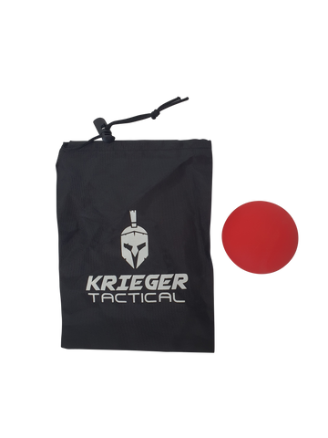 Krieger Tactical Recovery Lacrosse Ball