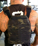 Krieger Tactical Fitness Plate Carrier