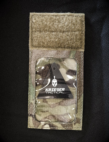 Krieger Tactical ID Arm Holder