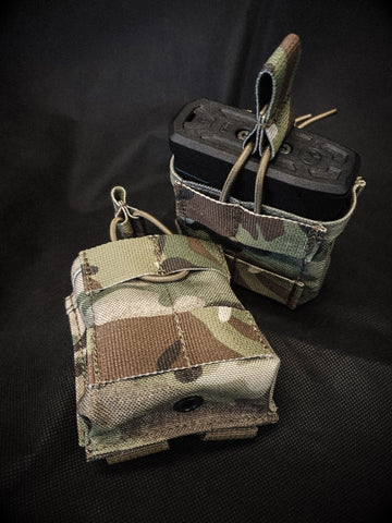Krieger Tactical 7.62mm x 51mm Short Mag Pouch