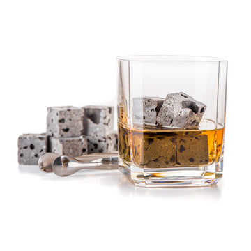 Lava Whiskey Stones by Lumo Casa