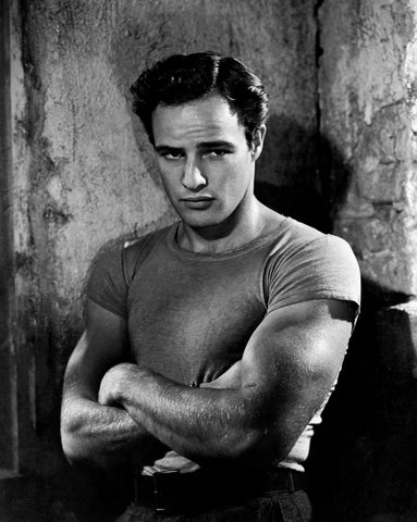 MARLON BRANDO in Street Car Named Desire (1951)