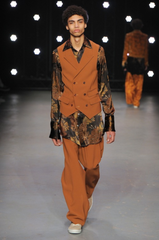 TOPMAN AW16 LCM Menswear Fashion Catwalk