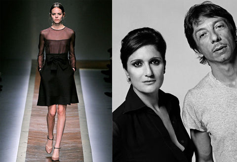 Maria Grazia Chiuri as new creative director or Christian Dior