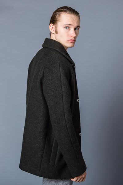 Seamless Overcoat
