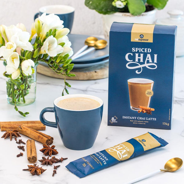 New to Sydney.  Red Espresso - Spiced chai latte sachets