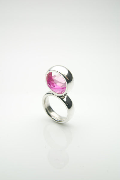 Orr laus ring rose