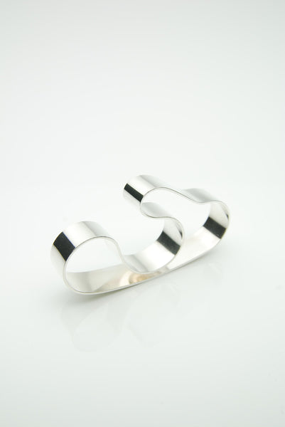 Orr Silver Knuckle Ring II