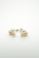 Orr Triple Pearls Earrings
