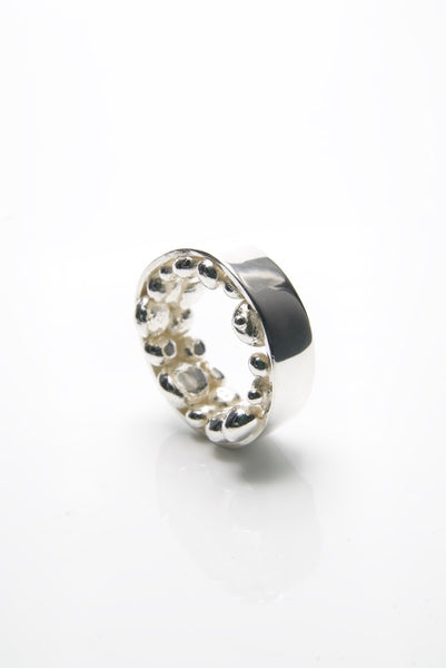 Men's Coarse Kúla Ring