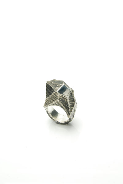 Klettur Silver Ring