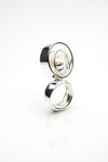 Kinetic Silver Counsel Ring
