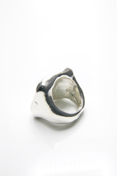 High-Shine Dough-esque Ring