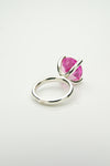 Orr Silver Ruby Ring
