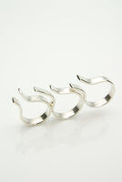 Three Finger Ring by Orr