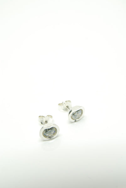 White Ringul Earrings