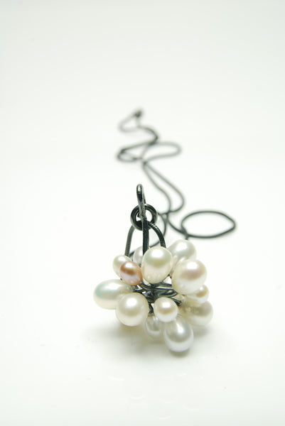 Ball of Pearls Pendant