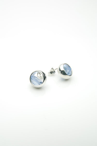 Laus Silver Earrings by Orr