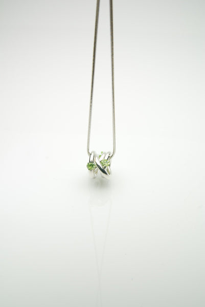 Fell Silver Pendant by Orr
