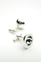 Ker Silver Cufflinks by Orr
