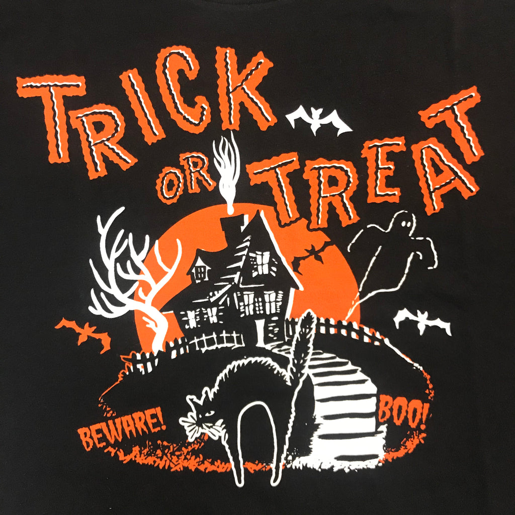 Trick or Treat Ladies T-Shirt