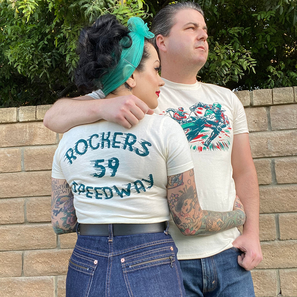 Rockers Speedway T-Shirt Ladies