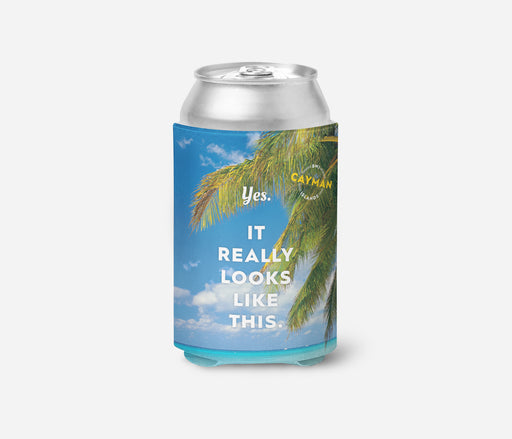 MIN 10 pc CAN: Yes! It really looks like this: Beach Palms can - 10 per pack
