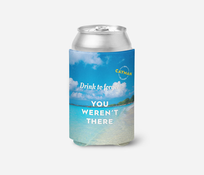 MIN 10 pc CAN: You Weren't There: Beach can - 10 per pack