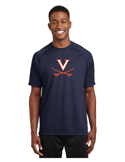 Men's Performance T with V-Sabre