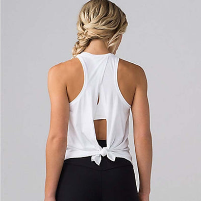 Women Yoga All Tied Up Tank