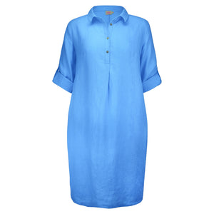 IS  COCOON SHIRT DRESS 3200977