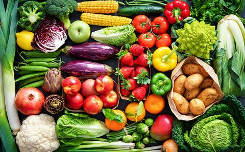 Iodine Products Prevent COVID vegetables