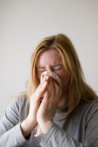 Iodine Products Blow Your Nose
