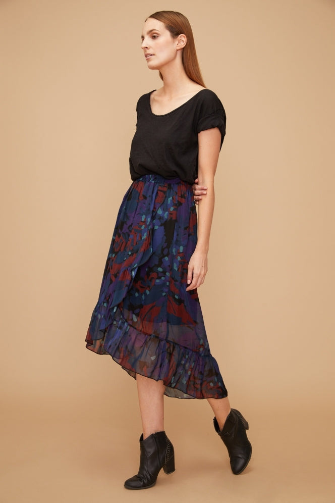 Long skirt Corentine