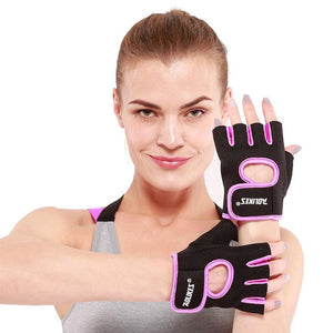 Half Finger Sports Fitness Training Gloves