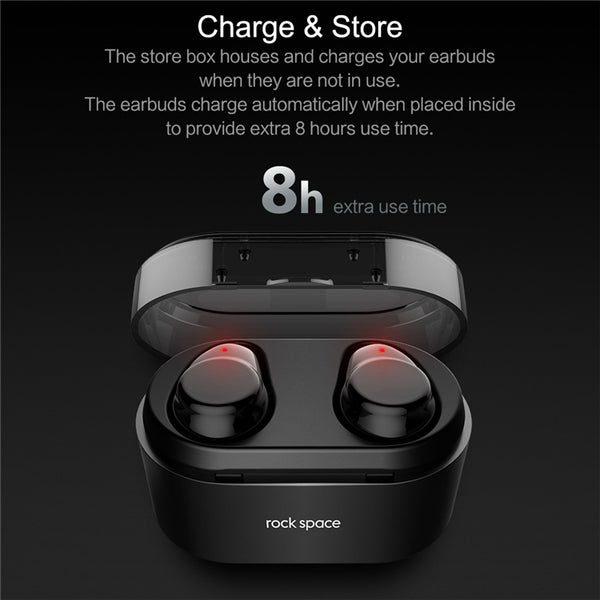 Individual Wireless Bluetooth Earphones