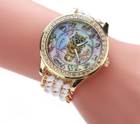 Fantasy Owl Watches