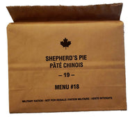 Canadian 2019 Forces IMP MRE Ration Canada Army (Meals Ready-to-eat)