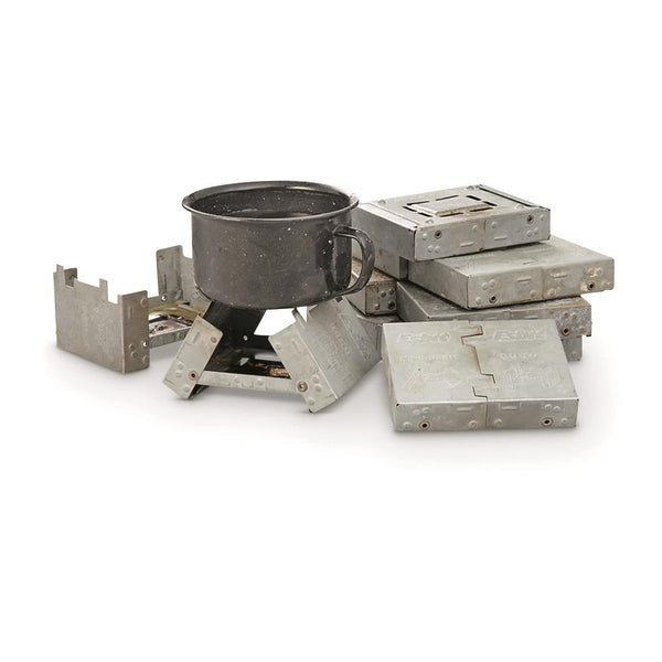 German Military Surplus Esbit Folding Stoves
