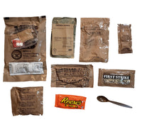 MRE Meal 5 - Chicken chunks