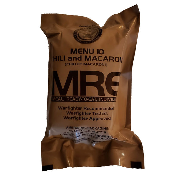 MRE Meal 10