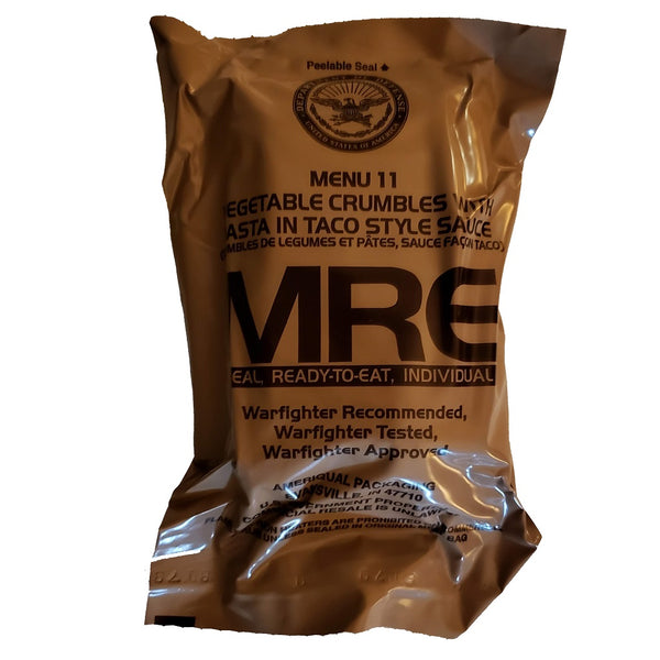 MRE Meal 11