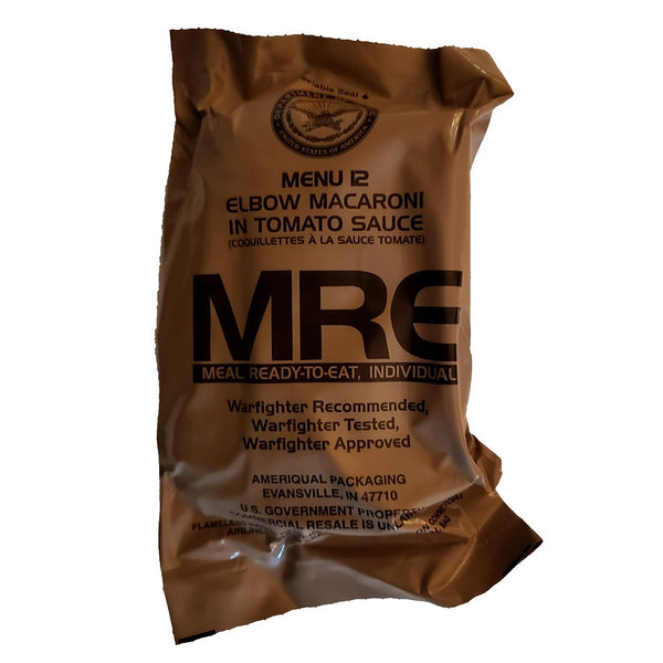 MRE Meal 12